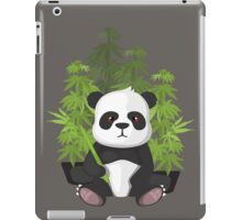 High panda iPad Case/Skin