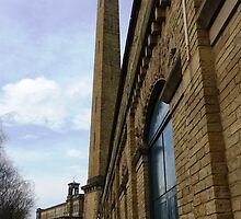 Salt's Mill, Saltaire, Bradford by acespace