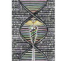 DNA Upgrade Photographic Print