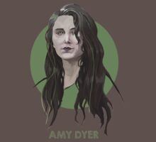 Amy Dyer by LiquidFruit