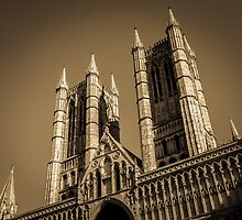 Lincoln Cathedral by Pixelglo Photography