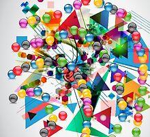 Ball&triangle by Vera Penkova