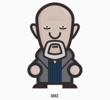 Breaking Bad Icon Set - MIKE by LEMENX