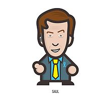 Breaking Bad Icon Set - SAUL GOODMAN by LEMENX