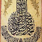 The Caligraphic Art Of Islam by Francis Drake