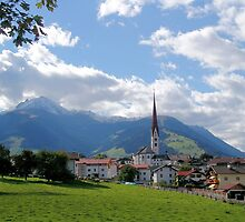 Axams-Austria by Francis Drake