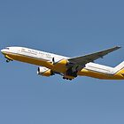 Royal Brunei - Boeing 777-200ER by mbutwell
