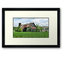 Back to the Future... and Back Again  Framed Print