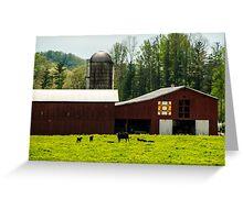 Kentucky Barn Quilt - 1 Greeting Card