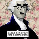Washington got Back by SixPixeldesign