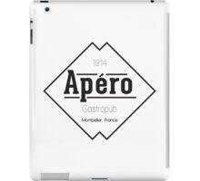 Apéro Gastropub iPad Case/Skin