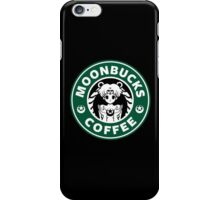 Moonbucks Coffee iPhone Case/Skin