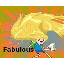 Fabulous fin  by TheCartoonGuy
