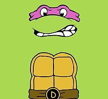 Donatello  by 4getsundaydrvs