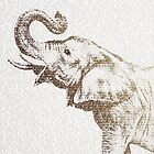 The Wisest Elephant by BelleFlores