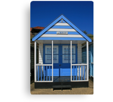 Mr Blue Sky Canvas Print
