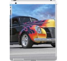 1940 Ford Coupe iPad Case/Skin