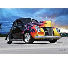 1940 Ford Coupe Photographic Print
