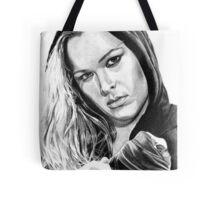 Ronda Rousey Tote Bag