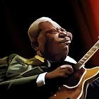 B.B.King by mattessom