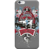 Pin Up Girl - Car Show No.02 iPhone Case/Skin