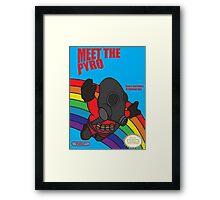 Meet the Pyro Framed Print