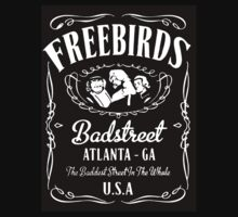 BadStreet U.S.A. Fabulous Freebirds Design by TruthtoFiction