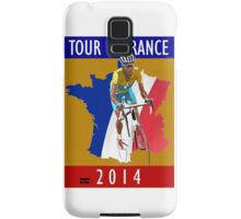 Le Tour 2014 Samsung Galaxy Case/Skin