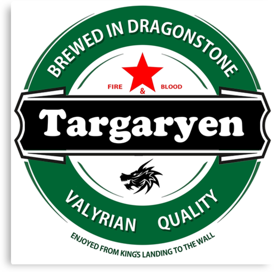 Targaryen Brewing Co. by jayebz