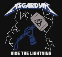 Asgardian: Ride The Lightning by omega-level
