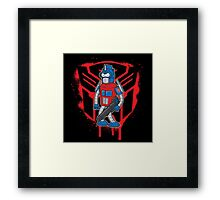 Benderus Prime Framed Print