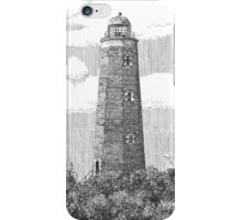 Old Cape Henry Lighthouse iPhone Case/Skin