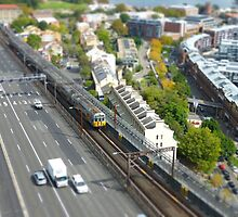 Bradfield Hwy - tilt shifted by PhotosByG