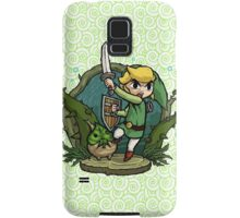Legend of Zelda Wind Waker Forbidden Woods Temple T-Shirt Samsung Galaxy Case/Skin