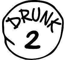Drunk 2 Photographic Print