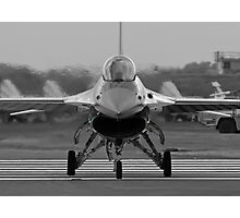 General Dynamics F-16 Fighting Falcon Photographic Print