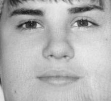 Justin Bieber - Fat is back Sticker