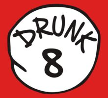 Drunk 8 by Carolina Swagger