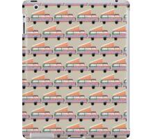 UK flag camper vans iPad Case/Skin