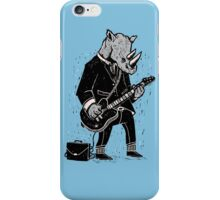 Corporate Rock iPhone Case/Skin