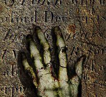 Zombie Hand by starstreamdezin