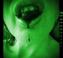 Zombie Night Vision by BevsDigitalArt