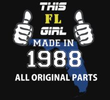 This Florida Girl Made in 1988 by satro