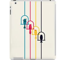Chime in CMYK iPad Case/Skin