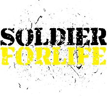 Soldier For Life by creativewannabe