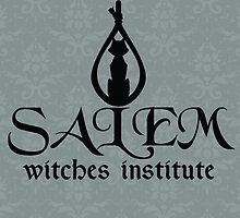 Salem Witches Institute by ghostferry