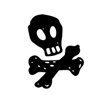 Skull by lizerbell