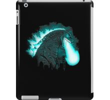 Atomic Destruction (Collab with Drew Wise) iPad Case/Skin