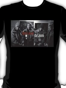 Illmatic Dream Team - Nas, DJ Premier, Q-Tip, Large Professor T-Shirt