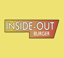 Inside Out Burger Kids Clothes